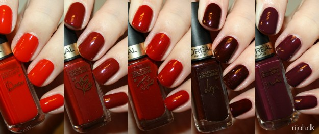 Color Riche Collection Exclusive Pure Reds