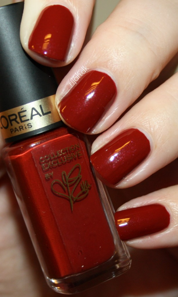 Loreal Color Riche Evas Pure Red Color Riche Collection Exclusive Pure Reds