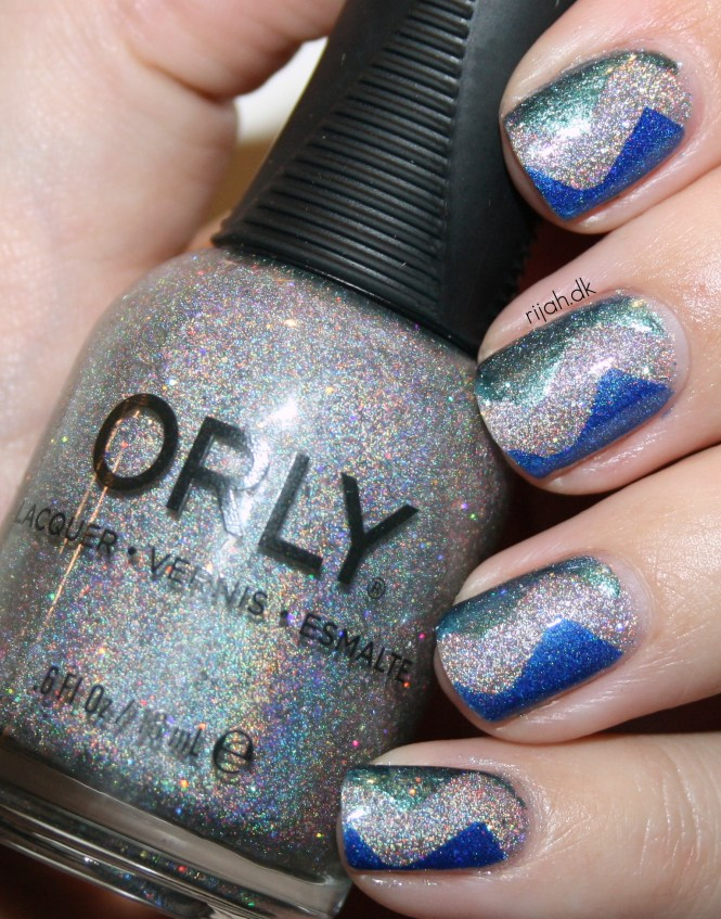 Orly Mirrorball nail vinyl