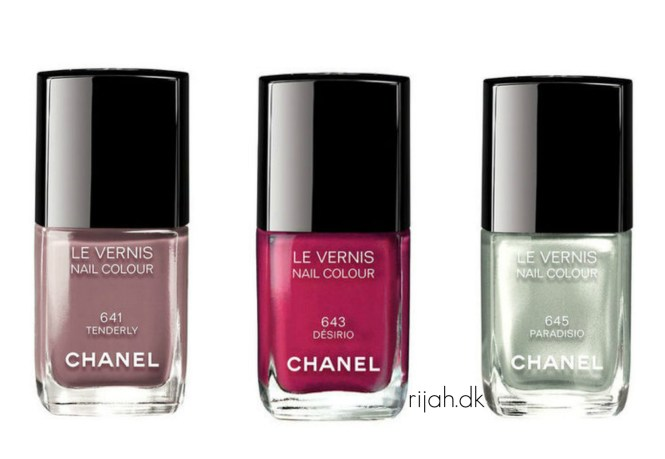 Chanel Spring 2015 nailpolish1