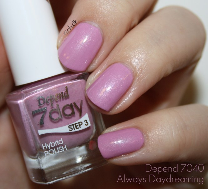 Depend 7day Spring 2015 7040 Always Daydreaming