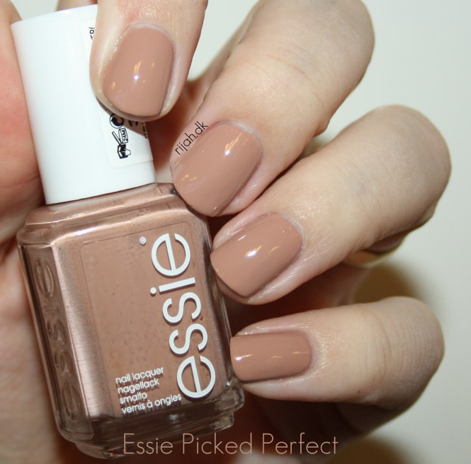 Essie Picked Perfect Essie Spring Collection 2015