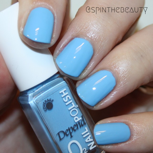 Depend O2 469 Depend Spring 2016 7day & O2 swatches