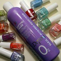 Depend O2 Nail Polish Remover Lugtfri/hurtigtvirkende