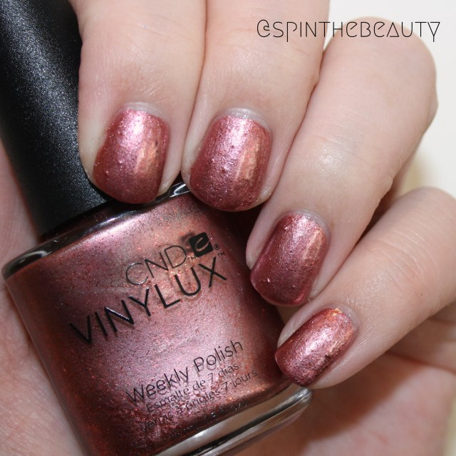 CND Untitled Bronze CND Art Vandal - 4 swatches
