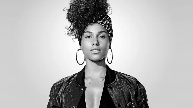 Alicia Keys #NoMakeUp