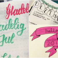 Jeg da ligeglad - Bullet Journal obsessed