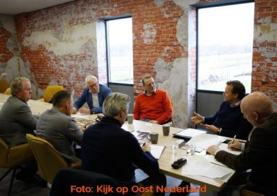 Ronde tafelgesprek over re-integratieproces