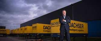 Sterkste Schakel genomineerde: Dachser Nederland