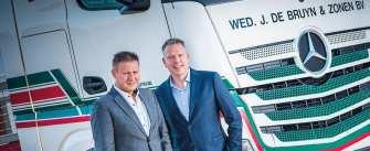 Sterkste Schakel genomineerde: Wed. J. de Bruyn & Zonen