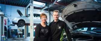 Sterkste Schakel genomineerde: Autobedrijf Van Harten