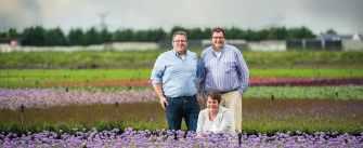 Sterkste Schakel genomineerde: Van Woudenberg Tuinplanten