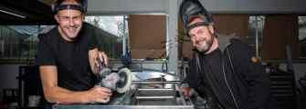 Sterkste Schakel genomineerde: JB Aluminium bewerking