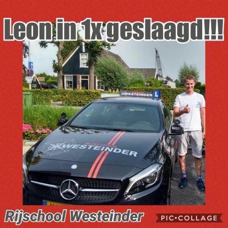 Leon Geslaagd