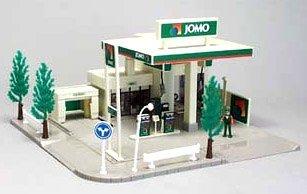 トミカ JOMO石油ガソリンスタンド