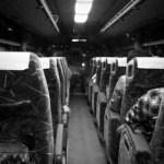 高速バスと鉄道を連携する実証実験