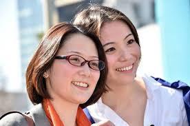 東小雪\u0026増原裕子が渋谷区で同性カップルの申請第一号!結婚に相当する関係