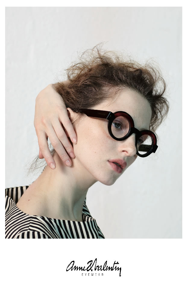 Anne Et Valentin Rika Optique Custom Glasses