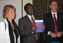 Försättsbild till artikeln: Better Globe, Rino Solberg, Wangari Maathai och Green Planet - Rino Solbergs eget svar på historien med Green Planet