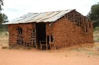 Förskolan i Mboti för 60 barn i åldern 2-6 år.