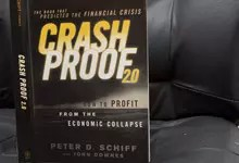 Försättsbild till artikeln: Crash Proof 2.0 – hur du tjänar på den ekonomiska kollapsen – del 1 - Bokrecension av Peter Schiffs bok och en introduktion till finanskrisen