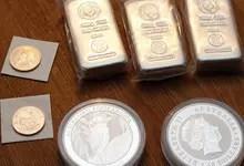 Försättsbild till artikeln: Guld och silver som en försäkring - Mina tankar kring läsarfrågor om att köpa guld och silver till sin investeringsportfölj