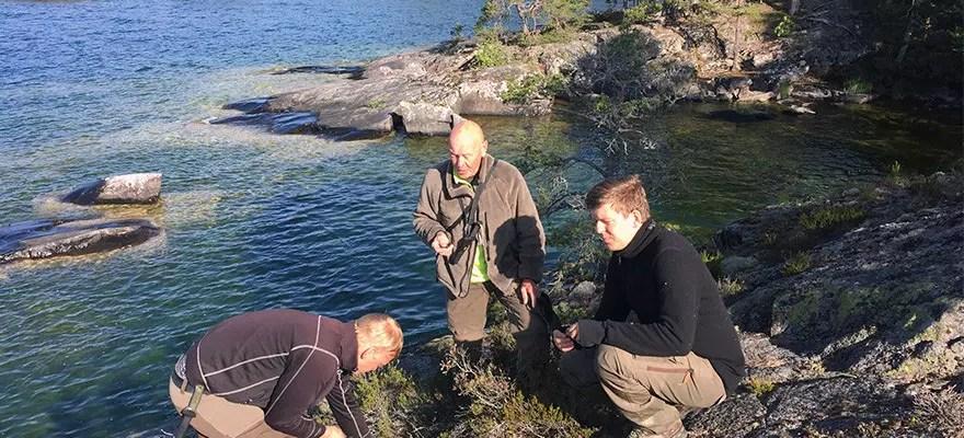 Försättsbild till artikeln: Jag överlevde överlevnadskursen… :-) - Hemma igen efter en 3-dagars kurs i Bushcraft i Karlsborg