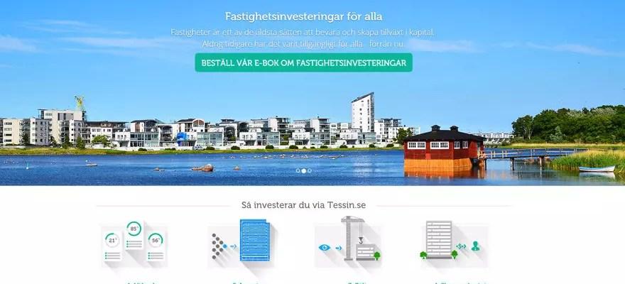 Försättsbild till artikeln: Tessin – ett tips för dig som är intresserad av fastigheter och fastighetsinvesteringar och vill lära dig mer - Sponsrat inlägg av Tessin - en sajt om crowdfundinginvesteringar i fastigheter