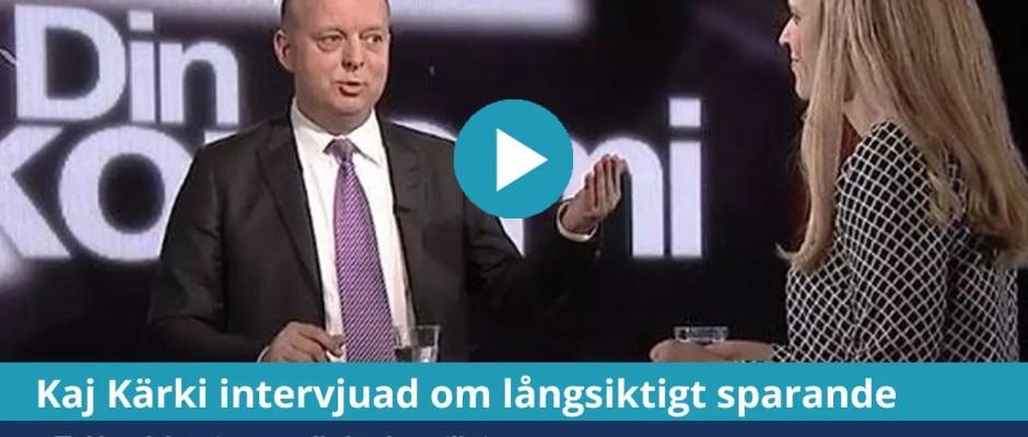 Försättsbild till artikeln: Intervju med Kaj Kärki om långsiktigt sparande - Enkla och bra tips som alla borde ta till sig