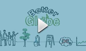 Better Globe - gör gott, bidra till en bättre värld och tjäna pengar samtidigt.