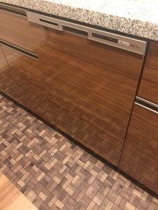 新築マンションのビルトイン食洗機