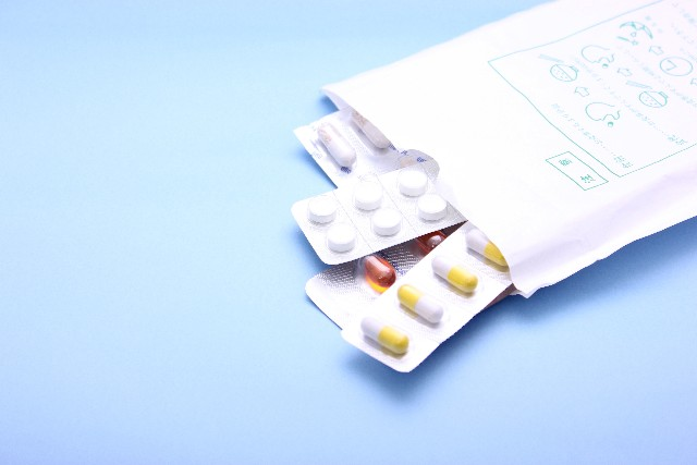 調剤薬局で処方される飲み薬