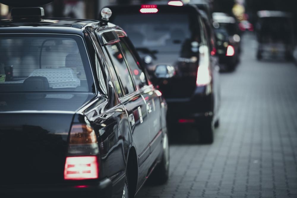 Uber Taxiのイメージ画像