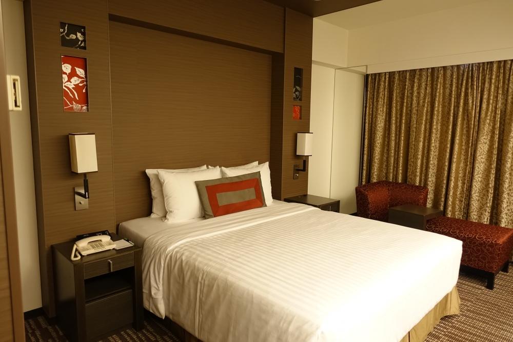 コートヤード・マリオット銀座東武ホテルクイーンルーム