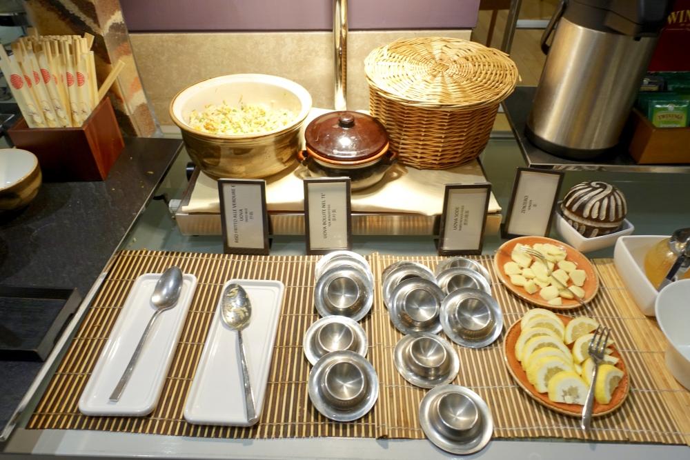 ヒルトンミラノ 朝食