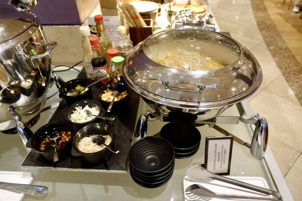 ヒルトンミラノ パシフィックミラノレストラン アジア料理