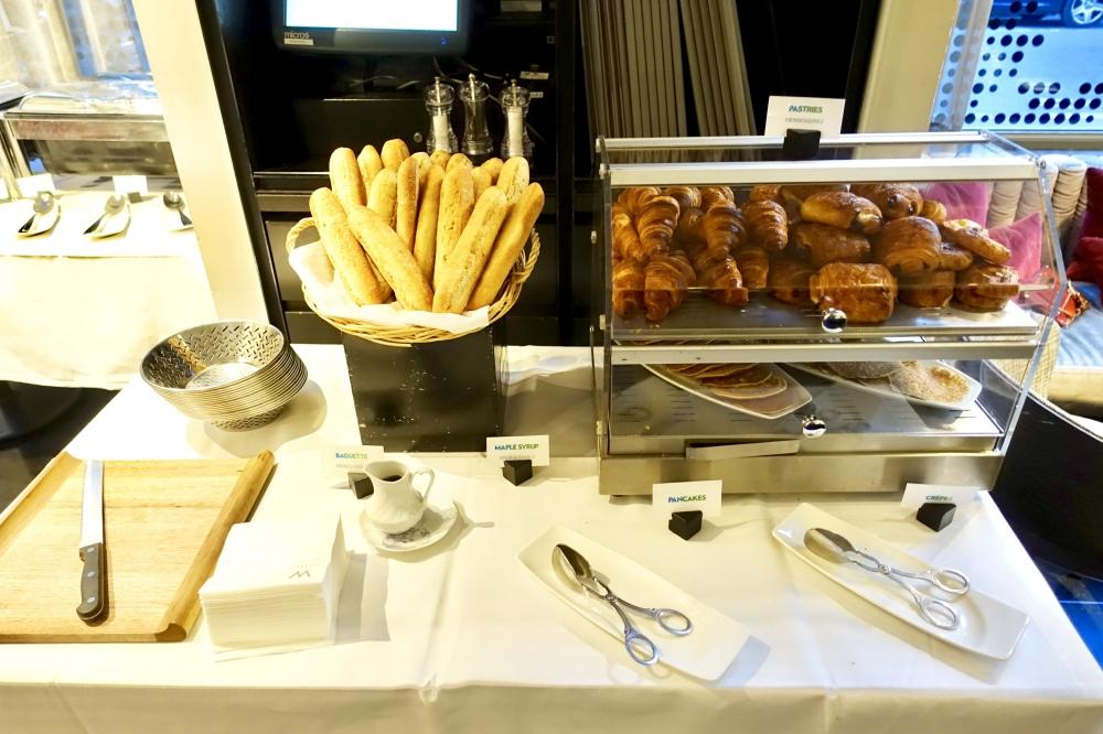 Wパリ朝食パン