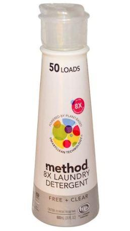 method洗濯洗剤