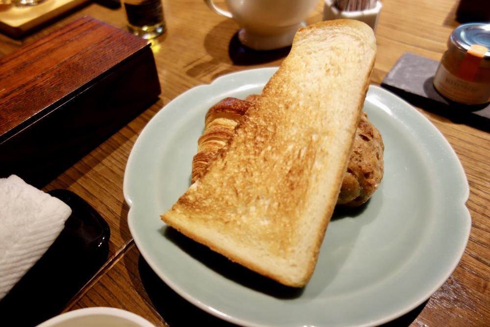 翠嵐ラグジュアリーコレクションホテル京都洋朝食