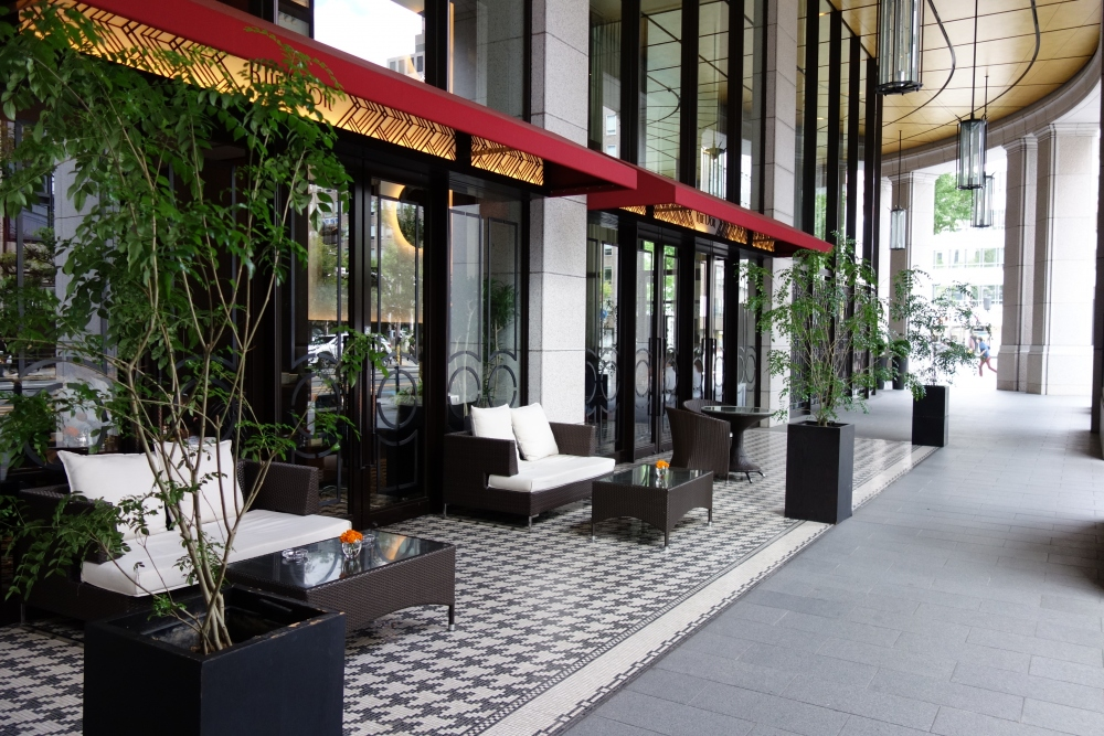 セントレジス大阪レストラン