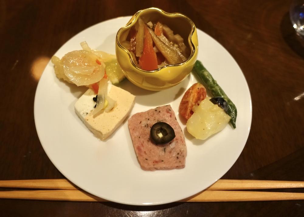 ザ・プリンスギャラリー東京紀尾井町クラブラウンジイブニングカクテル実食