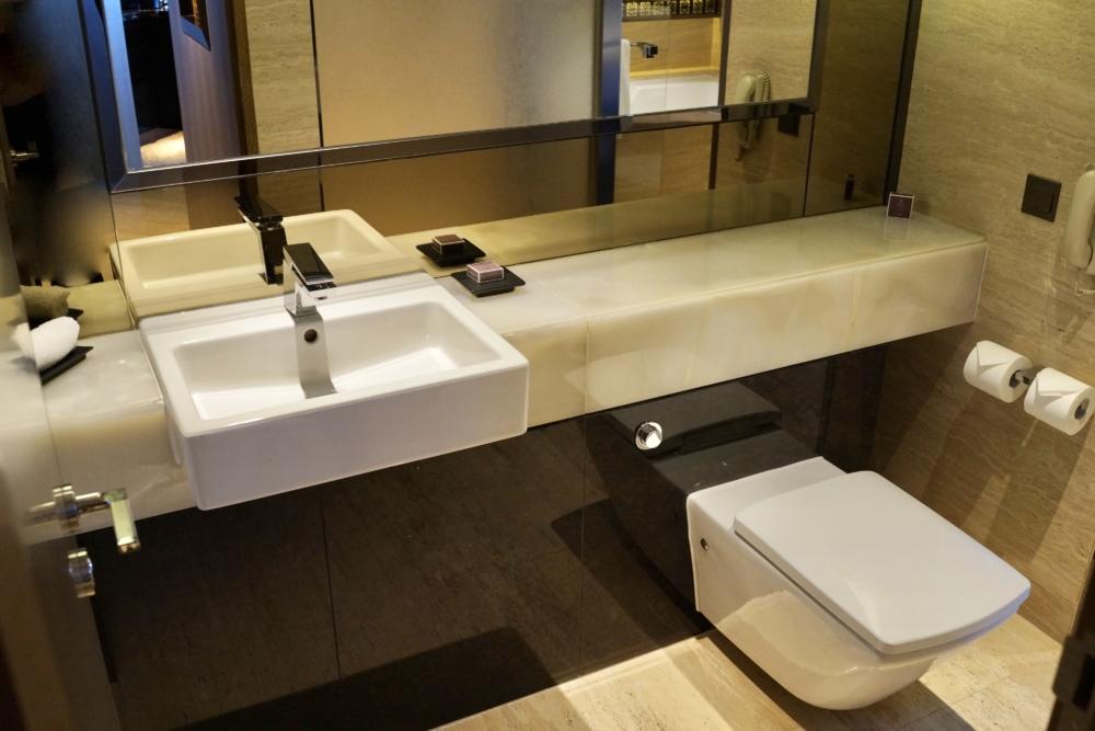 リッツ・カールトン香港トイレ