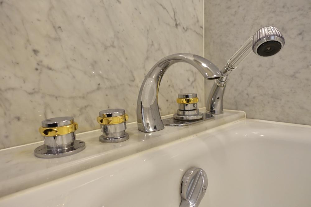 ウェスティンホテル大阪ジュニアスイート・浴槽