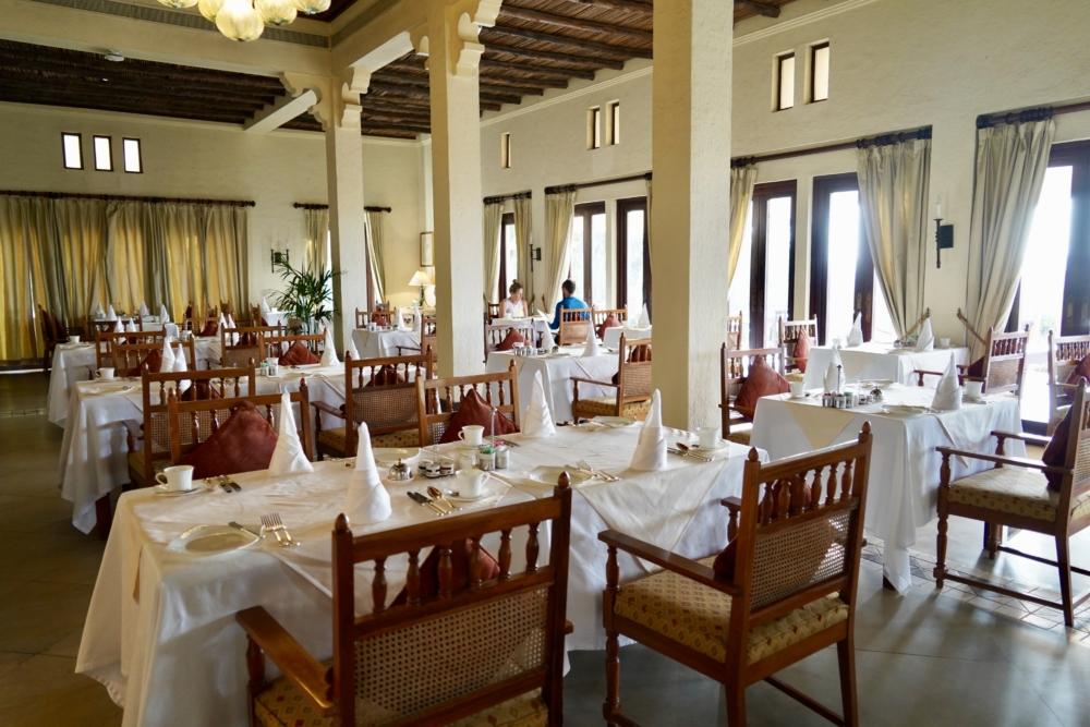 アルマハ・ア・ラグジュアリーコレクションのレストラン
