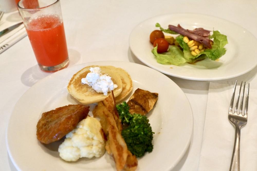 ウェスティンリゾート・グアム・レストラン「TASTE」の朝食