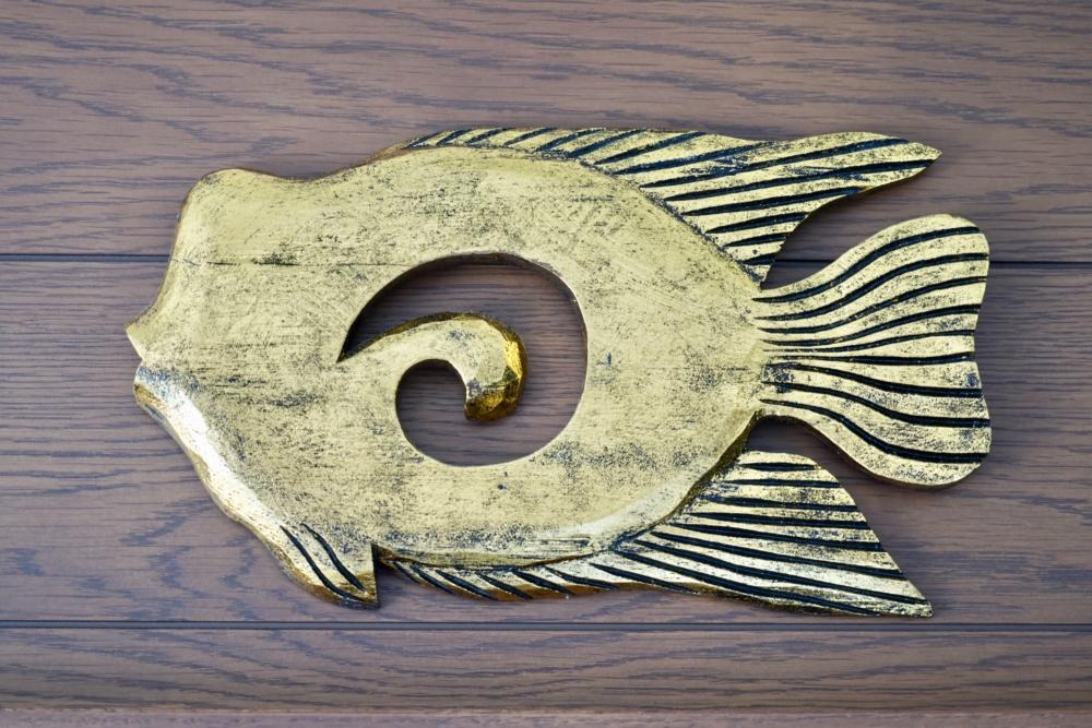 パークウィング南国風インテリア・魚