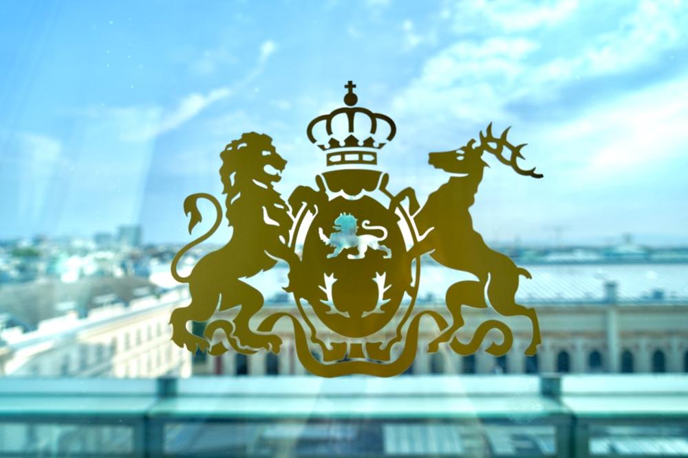 ホテル インペリアル ラグジュアリーコレクションホテル ウィーンの紋章