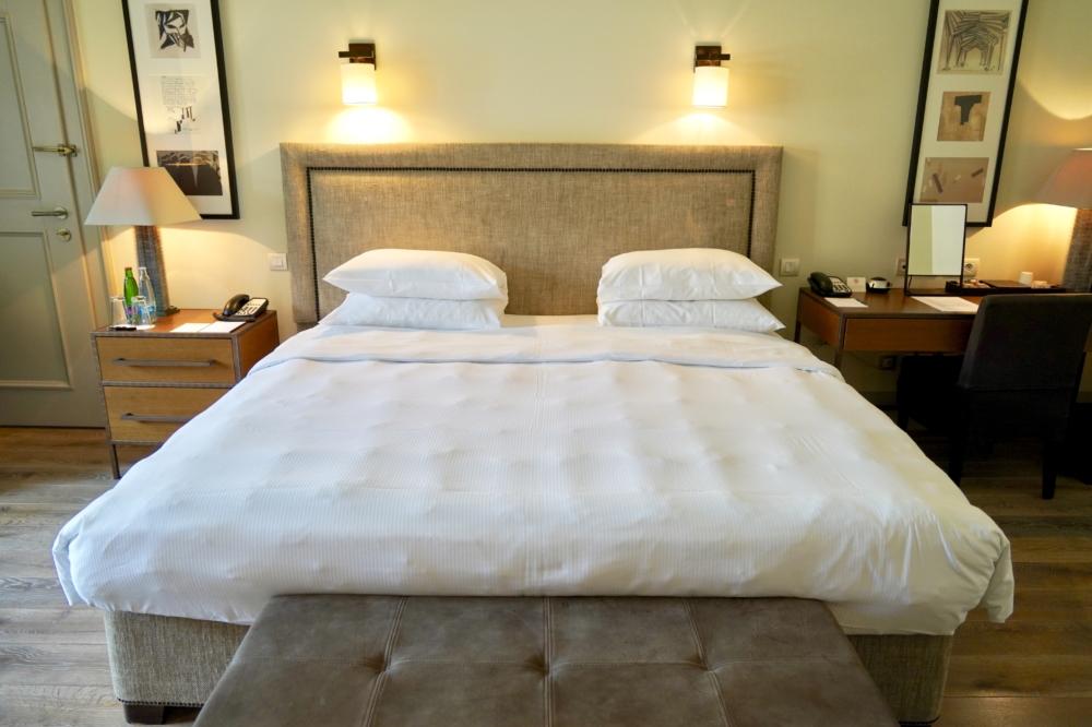 オーガスティンアラグジュアリーホテルプラハ・プレミアムデラックスルーム・キングベッド