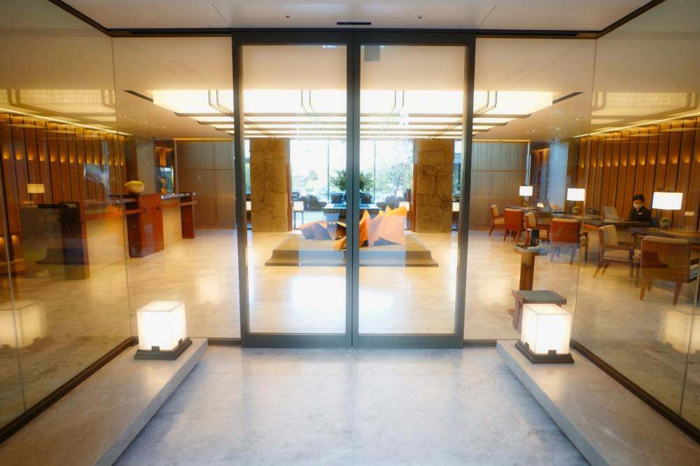 ホテルザ三井レセプション