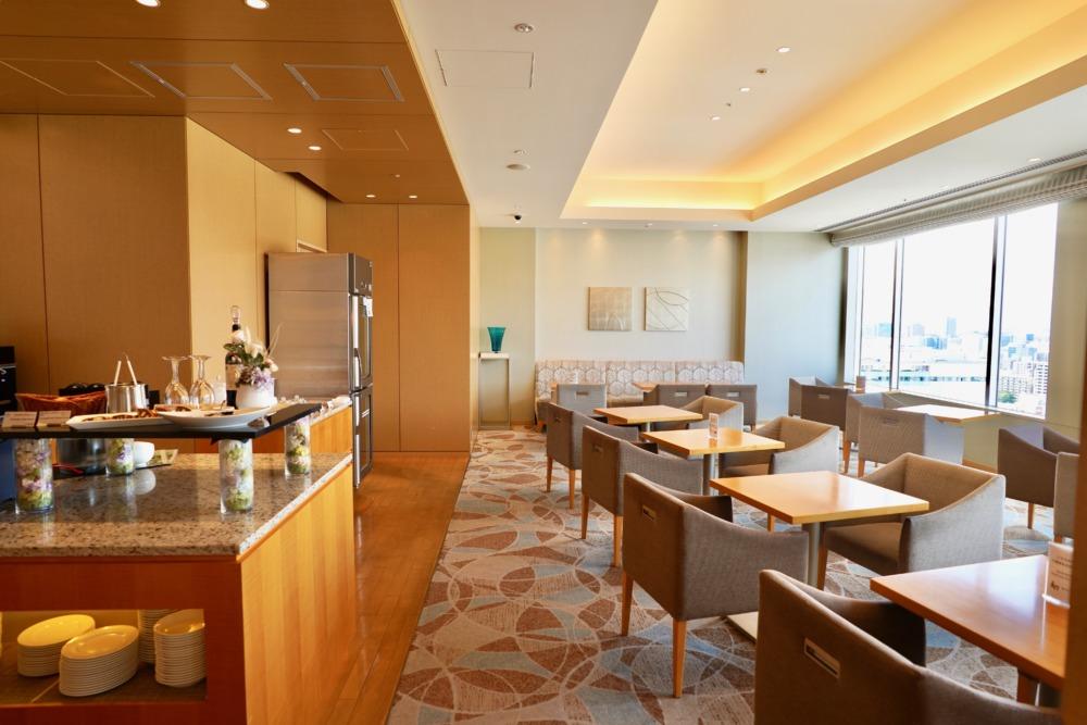 シェラトングランドホテル広島・ダイニングエリア